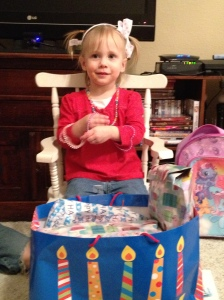 Loved Her Gifts