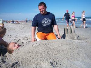 Burying Allyson
