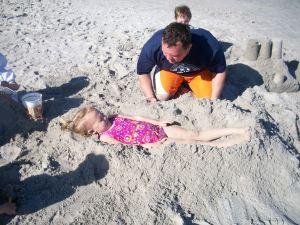 Burying Jessica
